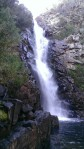 Clark Falls  Never Never Tasmania