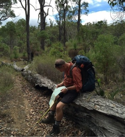 Ian map reading