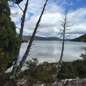 Lake Adelaide Walls of Juraselum Tasmania