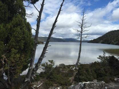 Lake Adelaide Walls of Juraselum Tasmania