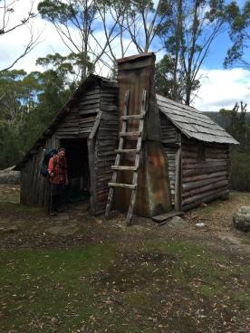 Messton Hut Tasmania