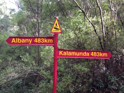 Bibbulmun Track WA